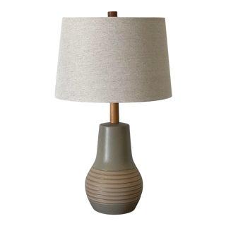 Jane and Gordon Martz Lamp, Ceramic For Sale