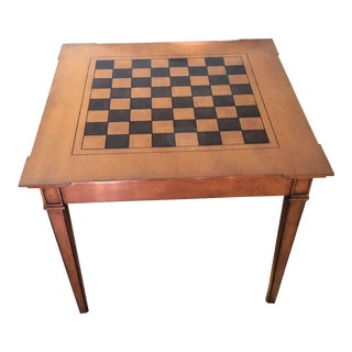 Nancy Corzine Game Table