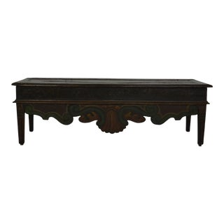 17th Century Bench For Sale
