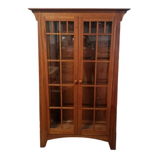 Ethan Allen American Impressions Cabinet For Sale