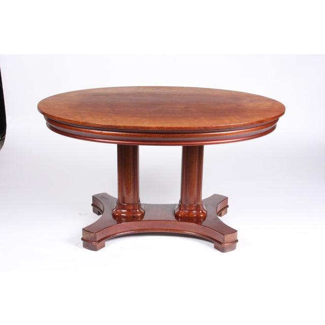 Art Nouveau Center Table - Image 9 of 9