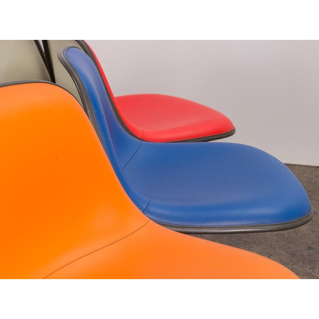 Blue La Fonda Eames Chair for Herman Miller For Sale In New York - Image 6 of 10