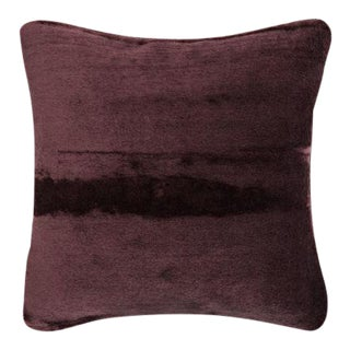 Tom Dixon Soft Cushion - Wine For Sale