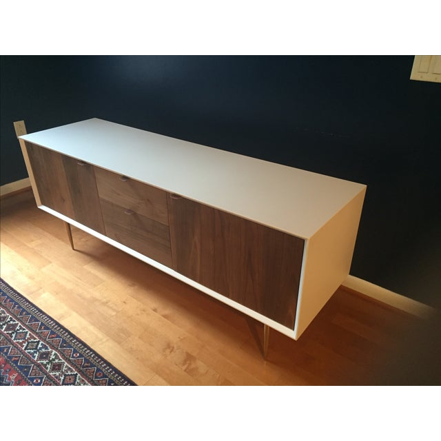 Mid-Century Modern Credenza - Image 6 of 6