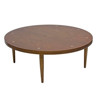 American of Martinsville Coffee Table by Merton Gershun For Sale