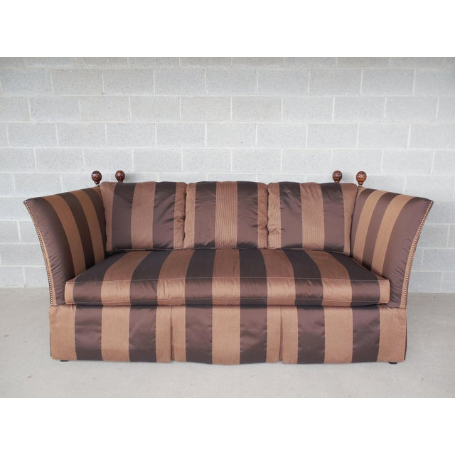 """SHERRILL Knole Sofa 84""""W For Sale - Image 9 of 10"""