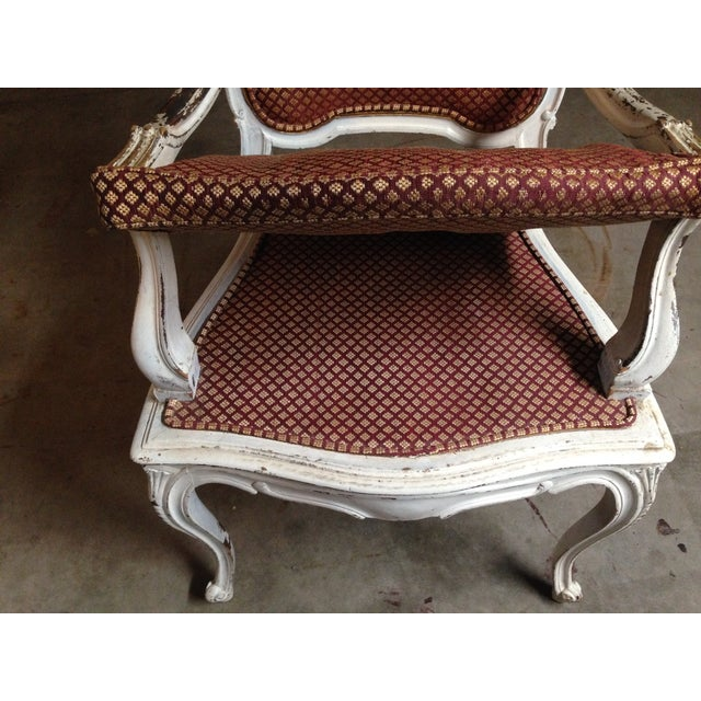 Funky French Louis Chair - Image 5 of 6