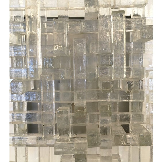1960s Murano Glass Sconces by Poliarte For Sale - Image 5 of 5