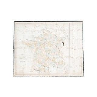 Antique Jigsaw Map