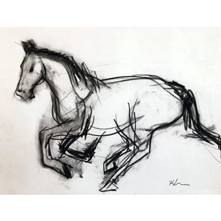 Horse Sketch #8 For Sale