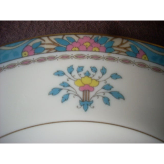 Country Vintge Lenox China Service for 12 Dinnerware For Sale - Image 3 of 7