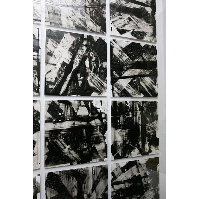 """Paper """"Origins of the Universe III"""" by Arnaldo Rosello, 1964 For Sale - Image 7 of 10"""