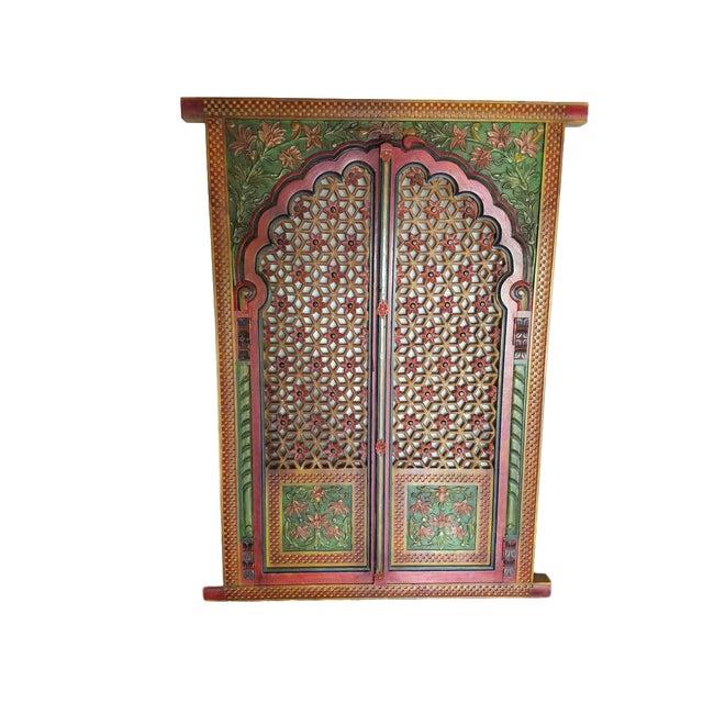 Jharokha Hand-Carved Window Frame - Image 2 of 4