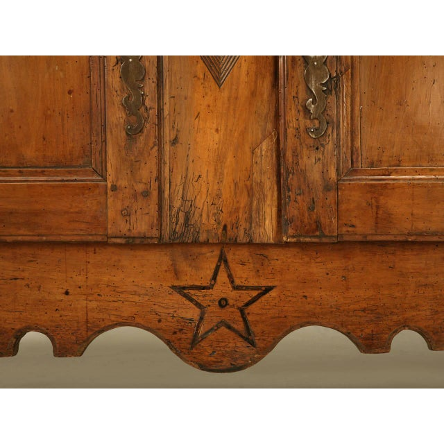 Country French Antique Buffet For Sale - Image 10 of 10