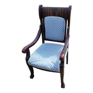 Traditional Mahogany Chair