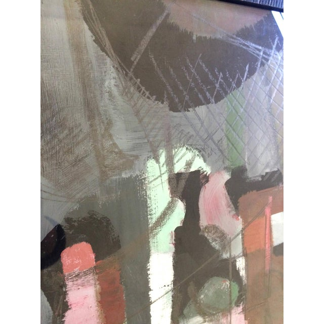 Abstract Painting by Aubrey John Robert Penny - Image 2 of 6