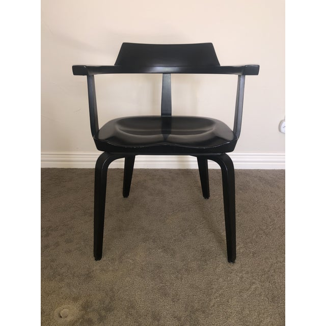 Mid-Century Modern W199 Chairs by Walter Gropius for Thonet Bauhaus - Set of 12 For Sale In Denver - Image 6 of 8