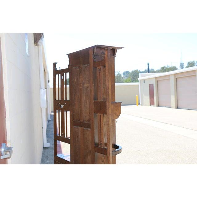 Antique Curio Cabinet - Image 9 of 9