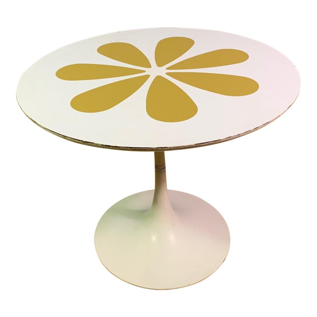 Howard McNab & Don Savage Tulip Side Table, Usa 1961 For Sale