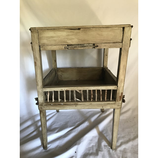 Adirondack Adirondack Plant Stand or Side Table For Sale - Image 3 of 13