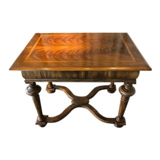 """Ebanista Handcrafted """"Holland"""" Lamp Table For Sale"""