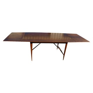 Kurt Ostervig Danish Modern Rosewood Dining Table
