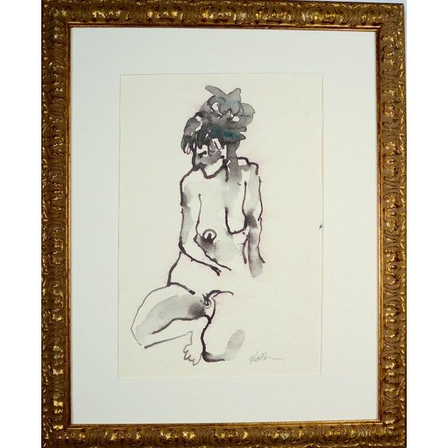 Darling Ink Framed Drawing - Image 1 of 3
