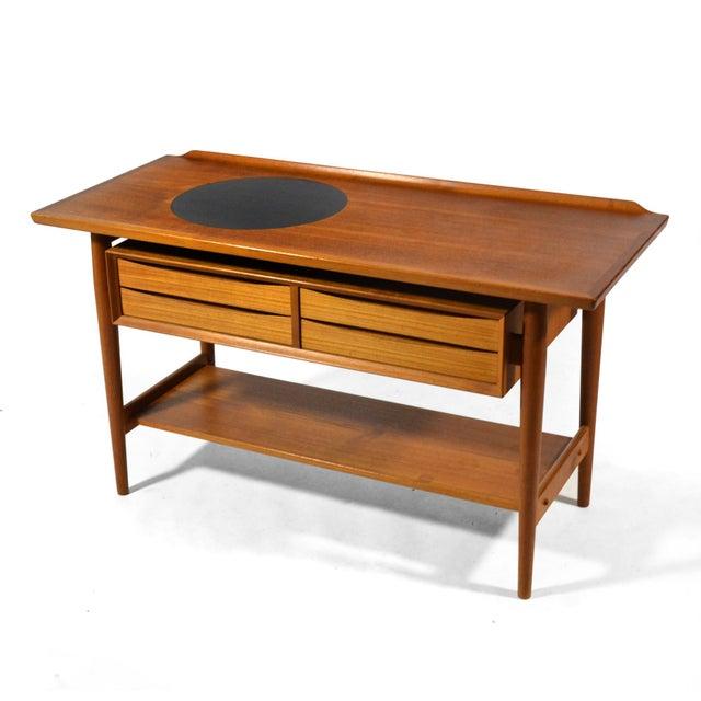 Sibast Møbler Arne Vodder Server / Console Table by Sibast For Sale - Image 4 of 11