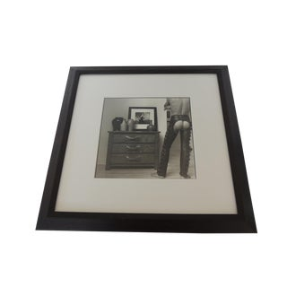 """Male Nude Black and White Photograph Titled """"Paul Cadmus"""" n.y.c. For Sale"""