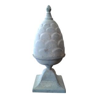 Zinc Cone Finial