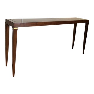 Traditional Thomas O'Brien Console Table For Sale