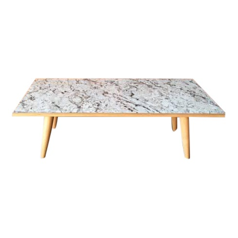 Mid-Century Formica Coffee Table - Image 1 of 7