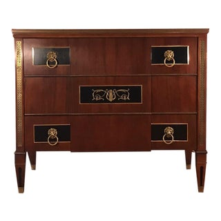 20th Century Neoclassical Chest For Sale