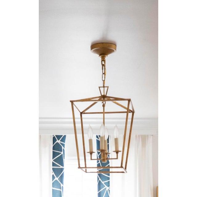 Visual Comfort Circa Darlana Small Lantern For Sale - Image 4 of 4