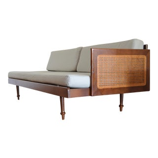 Mid Century Modern Daybed Sleeper Sofa For Sale