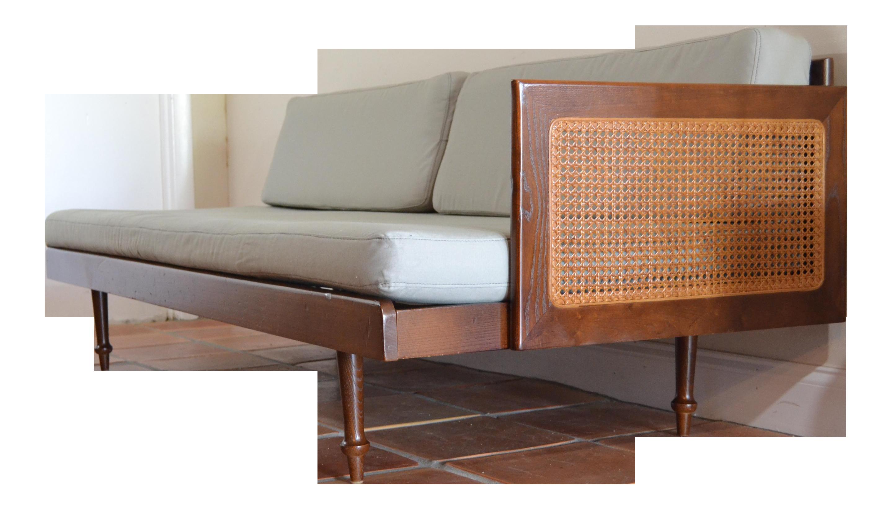 Ordinaire Mid Century Modern Daybed Sleeper Sofa