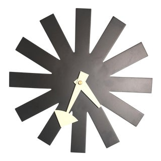 George Nelson Kardiel, Asterisk Black Wall Clock