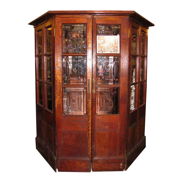 Show Booth From the Crystal Palace For Sale