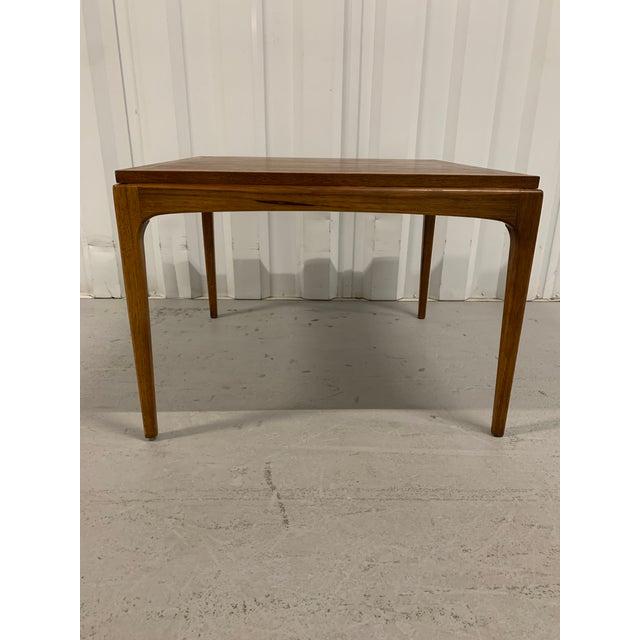 Altavista Lane 1962 Lane Rhythm Walnut End Table For Sale - Image 4 of 7
