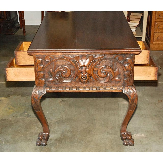 Ladies Partners Desk For Sale In Los Angeles - Image 6 of 9