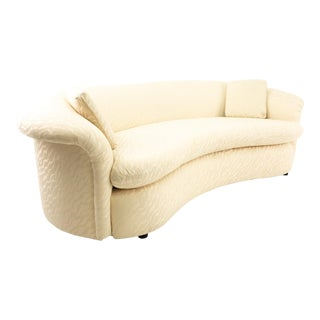 Vladimir Kagan for Preview Mid Century Sofa For Sale