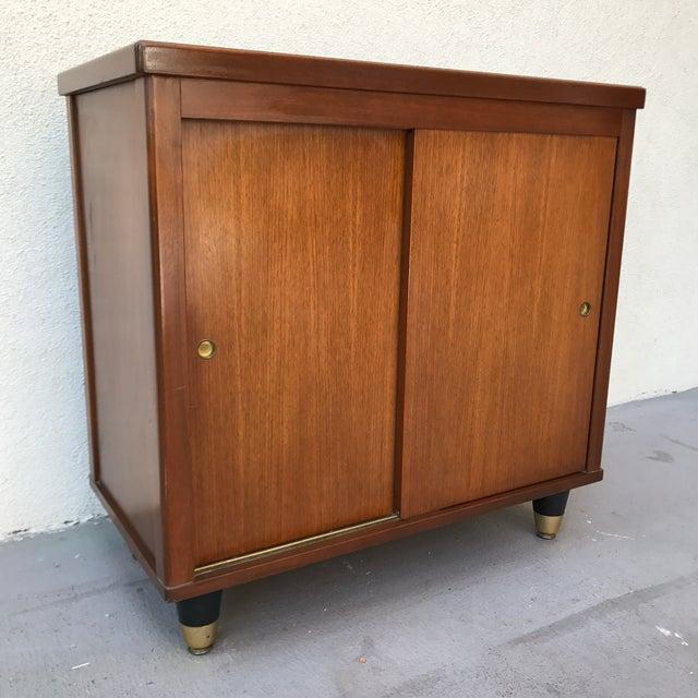 Mid-Century Walnut Sideboard - Image 2 of 9