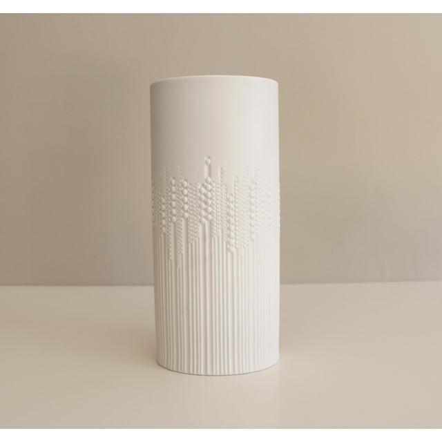 Rosenthal Studio Line Pearl Drops Vase Tapio Wirkkala Mid Century Modern - Image 2 of 5