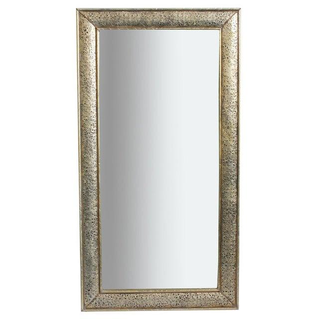 Nickel Mirror Frame - Image 1 of 3