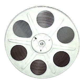 Motion Picture Movie Reel with 35mm Film For Sale