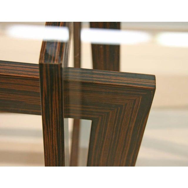 "Raniero Aureli's Custom ""Soqquadro"" Table For Sale - Image 5 of 8"