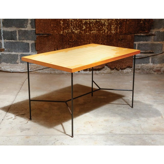 Modernist Dining Table - Image 2 of 8