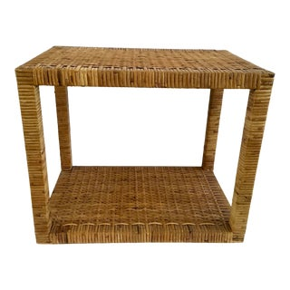Boho Chic Bielecky Brothers Side Table or Tea Table For Sale