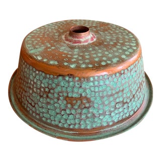 Egyptian Copper Sink For Sale