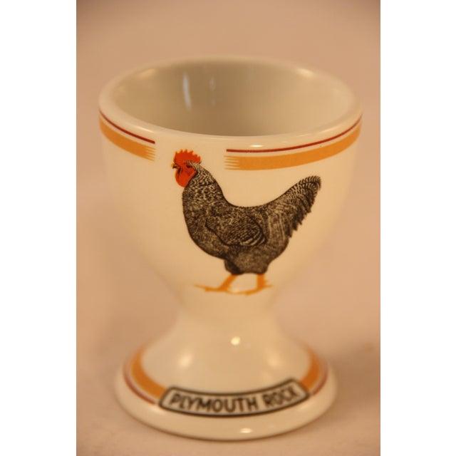 Vintage Rörstrand Egg Cups - Set of 8 For Sale - Image 9 of 10
